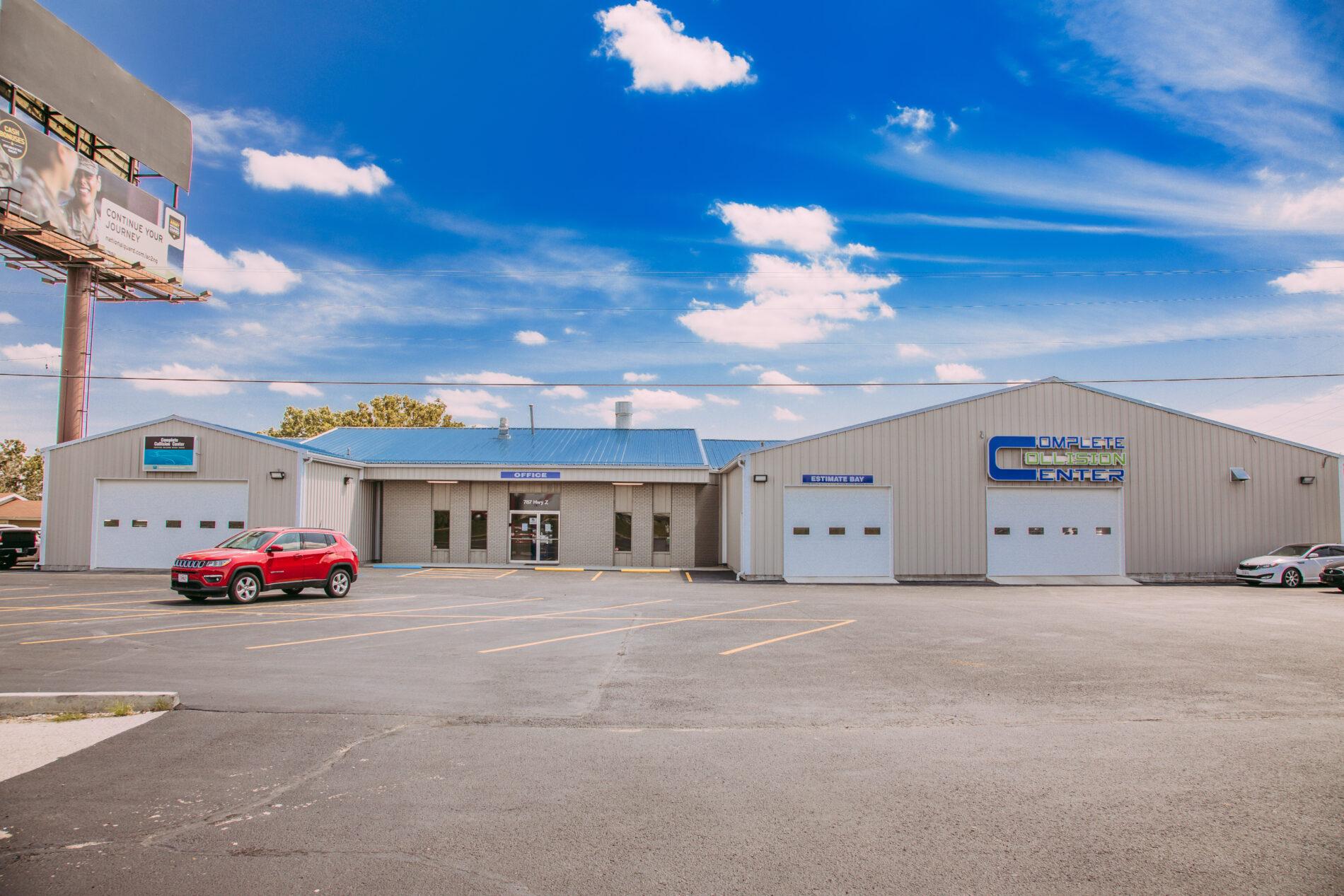 Complete Collision Center location in St. Robert, Missouri