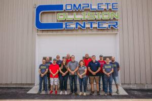 Complete Collision Center Team Photo